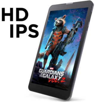Планшет Pixus Touch 7 3G (HD) 16Gb