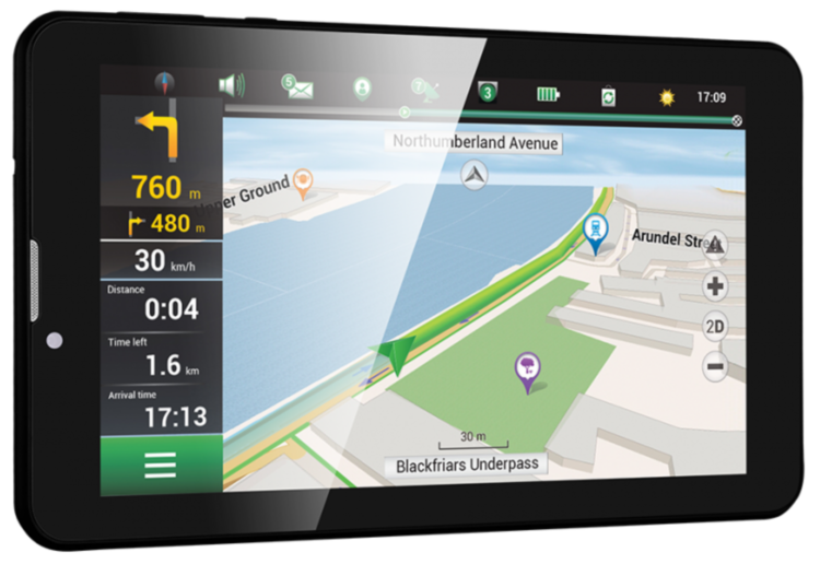 Gps навигатор на андроид украина